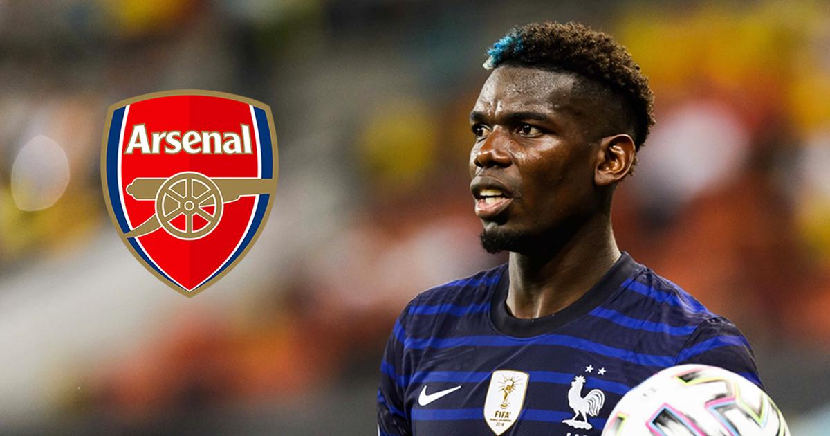 Fabrizio Romano xác nhận Arsenal không hề đàm phán với Pogba 2.0