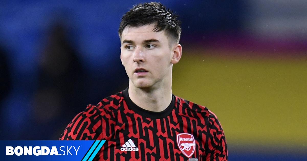 Kieran Tierney và Arsenal đang đàm phán gia hạn hợp đồng