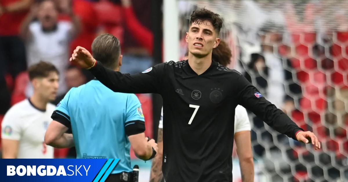 Havertz và những gì xảy ra tại Wembley