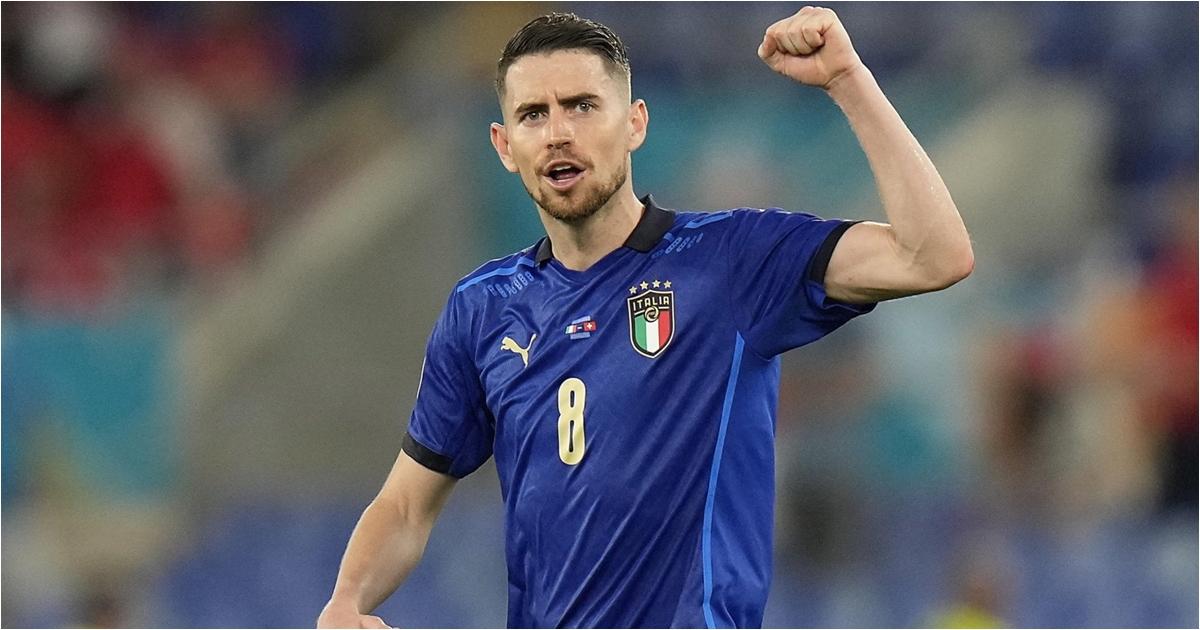 Sau trận Bỉ - Italia, đã tìm được lý do Jorginho xứng đáng đoạt QBV