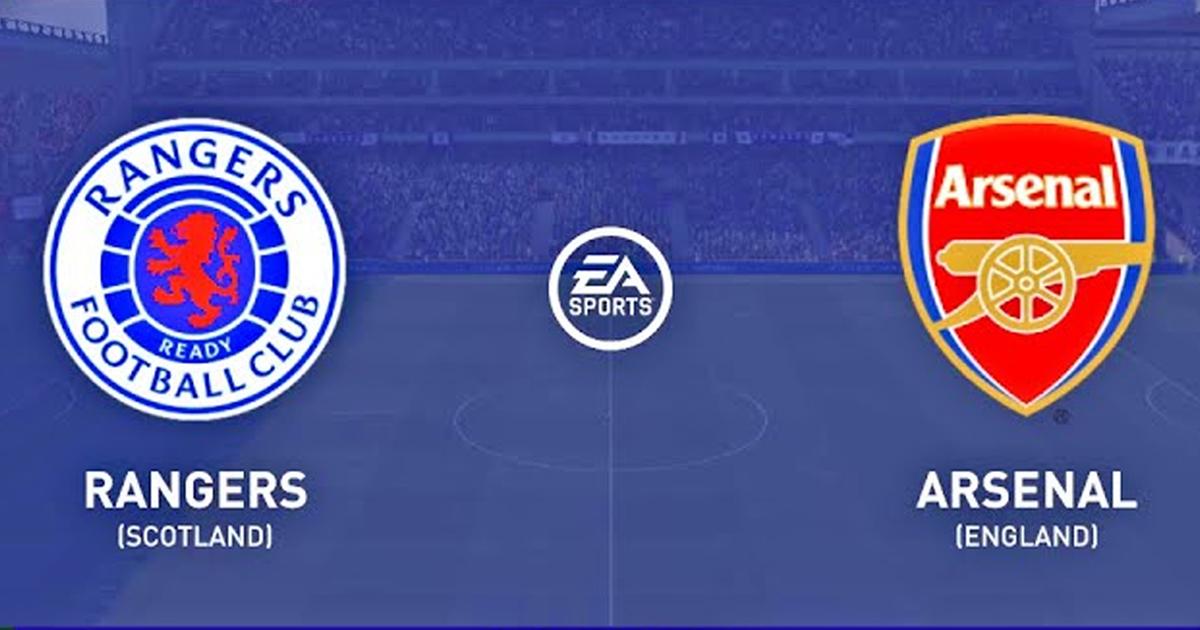 Nhận định Rangers vs Arsenal   Giao hữu CLB 2021   20h ngày 17/7/2021