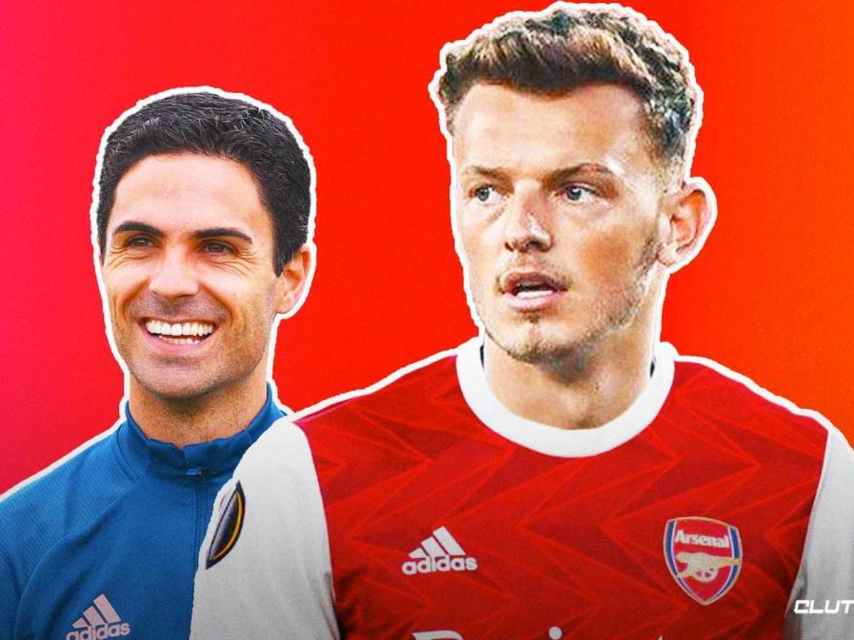 Hé lộ mức lương khủng của Ben White tại Arsenal