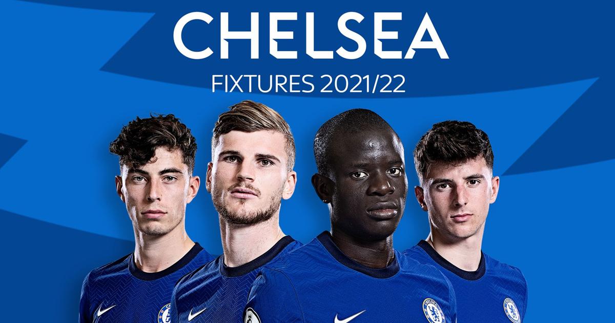 Đội hình Chelsea ngoại hạng Anh mùa giải 2021-2022