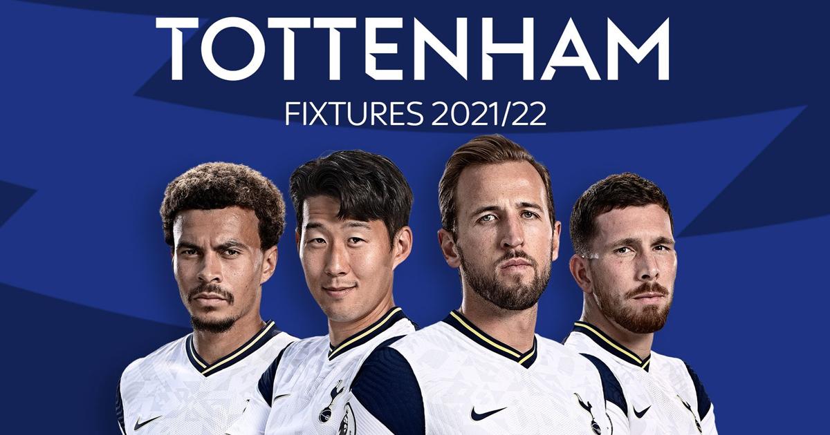 Đội hình Tottenham Hotspur ngoại hạng Anh mùa giải 2021-2022