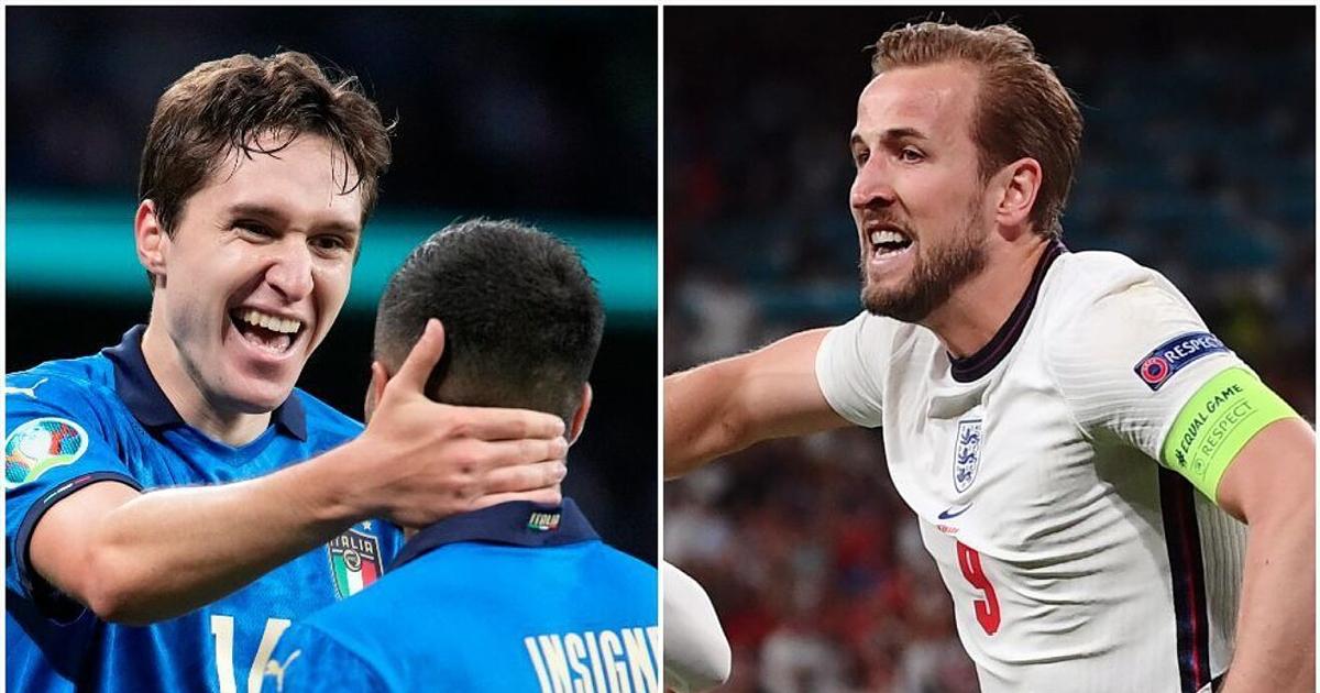 So sánh phòng thủ, tấn công, sức bền, penalty Italia vs Anh: Đội bóng nào có lợi thế hơn?