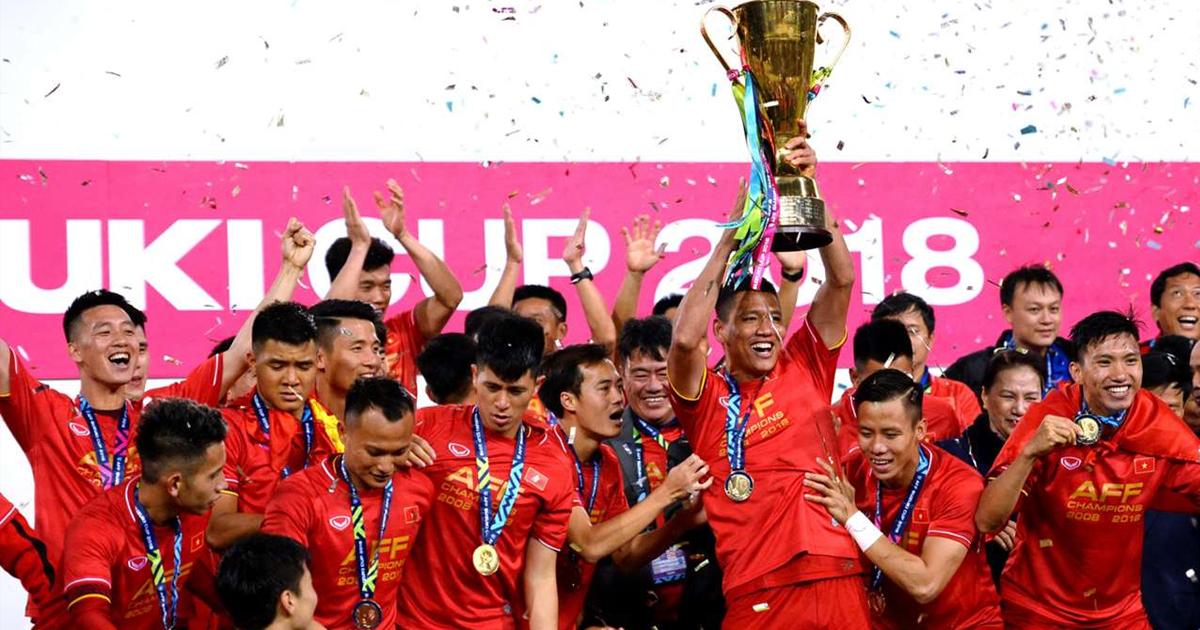 ĐT Việt Nam hưởng lợi từ thể thức mới của AFF Cup 2021?