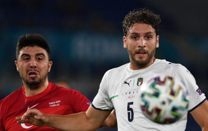 Arsenal nhăm nhe cuỗm ngôi sao của tuyển Italia về sân Emirates