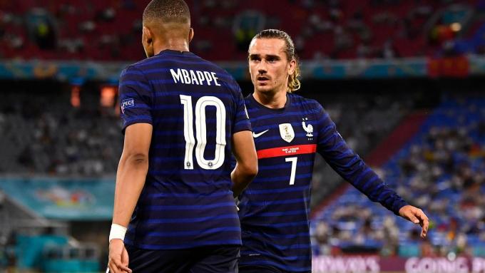 Nhận định Thụy Sĩ vs Pháp   EURO 2021   02h00 ngày 29/06/2021
