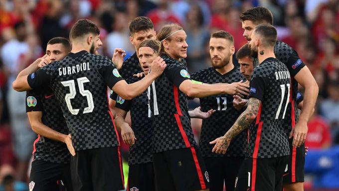 Điểm nhấn Croatia 3-5 Tây Ban Nha: Croatia kiên cường nhưng Tây Ban Nha mới là người xứng đáng