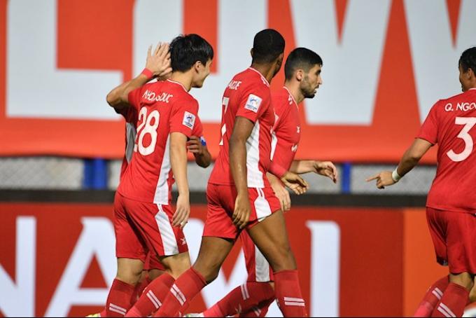 Bàn thắng lịch sử của Hoàng Đức được đề cử giải thưởng ở AFC Champions League