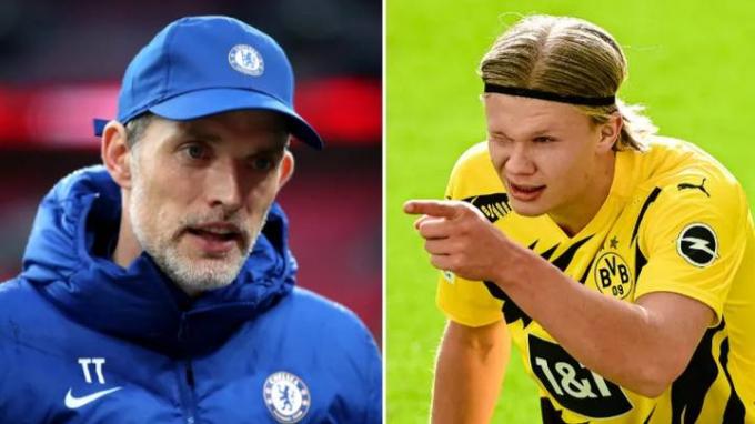 """Chelsea nhận tin """"hỉ"""" về thương vụ Haaland"""