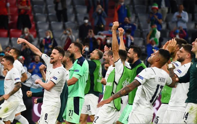 5 Điểm nhấn Bỉ 1-2 Italia: Lối tấn công độc đáo của Azzurri; Hai sự tiếc nuối to lớn tại EURO 2021