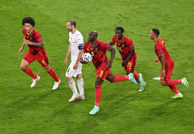 Đánh bại ĐT Bỉ, Italia gặp Tây Ban Nha tại bán kết EURO 2021