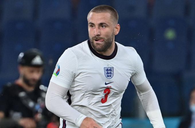 Luke Shaw và hành trình khẳng định vị trí số 1 tại EURO 2021