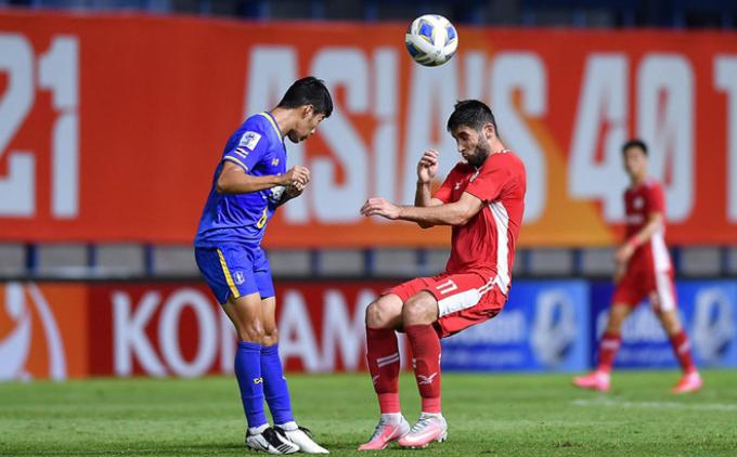 Thua ngược Pathum, Hoàng Đức và đồng đội bị loại khỏi AFC Champions League