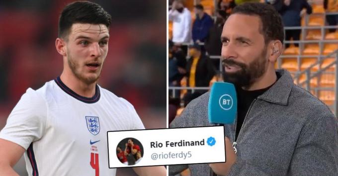 Rio Ferdinand giục M.U từ bỏ Camavinga để chiêu mộ tiền vệ 90 triệu bảng