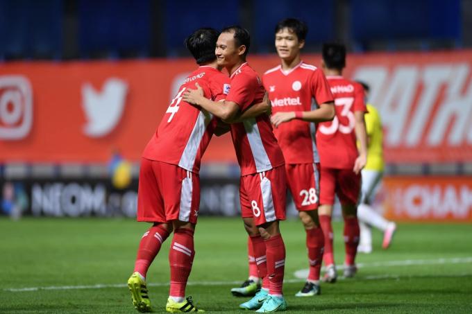 Viettel quyết không buông xuôi tại AFC Champions League 2021