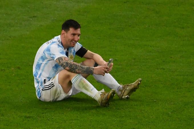 Kết quả Argentina vs Brazil: Lần đầu ngọt ngào cho Messi.