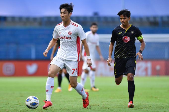 Hoàng Đức và đồng đội giành chiến thắng cuối cùng nhưng không trọn vẹn tại AFC Champions league