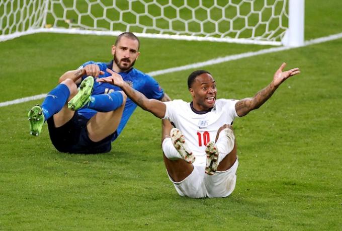 Kết quả Italia vs Anh EURO 2021: vượt cạn ngẹt thở, Italia nhuộm xanh cả Wembley