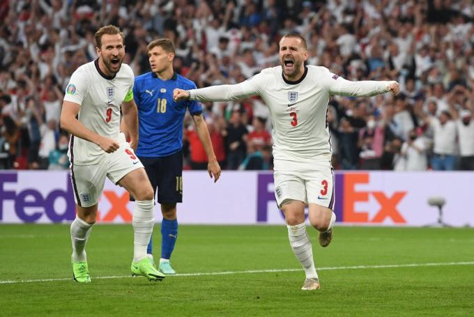 Đánh bại chủ nhà Anh trên chấm luân lưu, Italia vô địch EURO 2021
