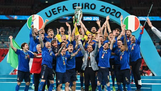 5 điểm nhấn Italia 1-1 Anh (Pen 3-2): Lịch sử gọi tên Italia; 3 sai lầm mang tính quyết định của Southgate