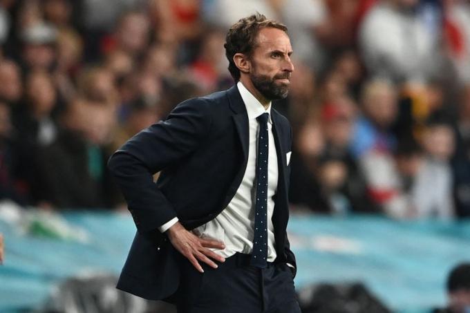 Southgate giải thích về quyết định khó hiểu của mình tại trận chung kết EURO 2021