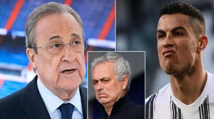 Sốc! Lộ đoạn ghi âm chủ tịch Real Madrid miệt thị Ronaldo và công thần đội bóng