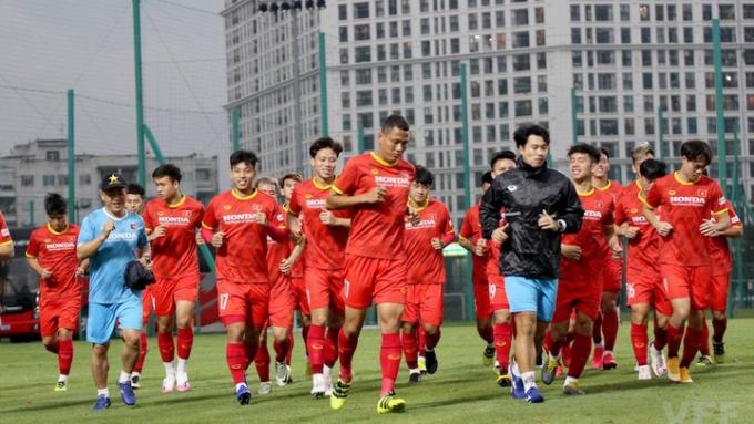 Danh sách ĐT Việt Nam đá Vòng loại thứ 3 World Cup 2022: Không có bất ngờ!