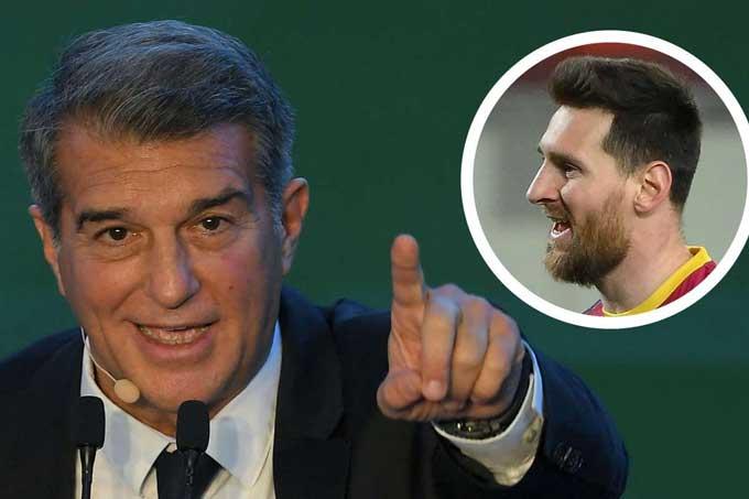 Vì sao Messi ký hợp đồng mới 5 năm với Barca?