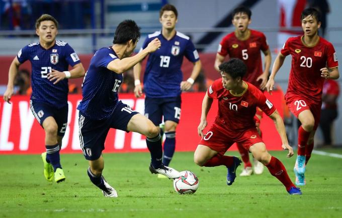 Con số thống kê giúp Việt Nam tự tin đánh bại Nhật Bản, Trung Quốc