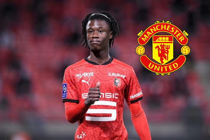 Rennes tìm người thay Camavinga, dấu hiệu đáng mừng cho Man United ?