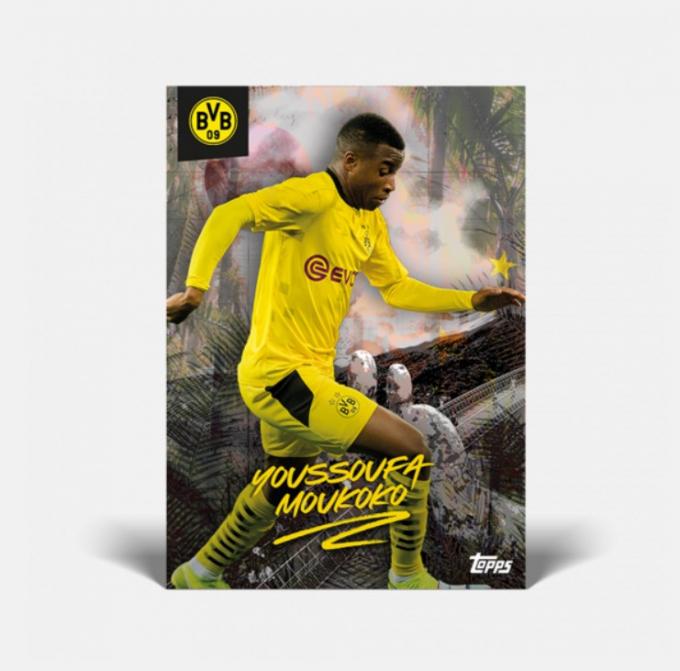 CLB Dortmund và Việt Nam kết hợp cho ra sản phẩm ngàn năm có một