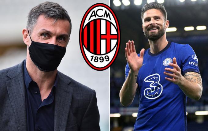 Chelsea chính thức chia tay Olivier Giroud