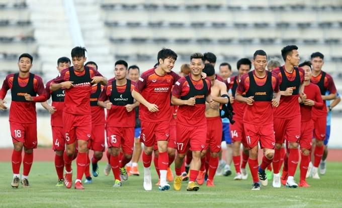 NÓNG! Rò rỉ danh sách hội quân của ĐTQG Việt Nam cho vòng loại World Cup