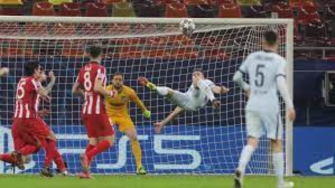5 khoảnh khắc đáng nhớ của Oliver Giroud tại Chelsea