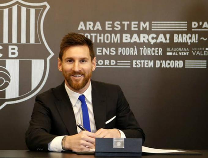 Messi hú vía trước nguy bị đ̴á̴n̴h̴ ̴b̴o̴m̴
