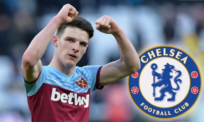 Chelsea lên kế hoạch trước thềm giải mới, Declan Rice trong tầm ngắm