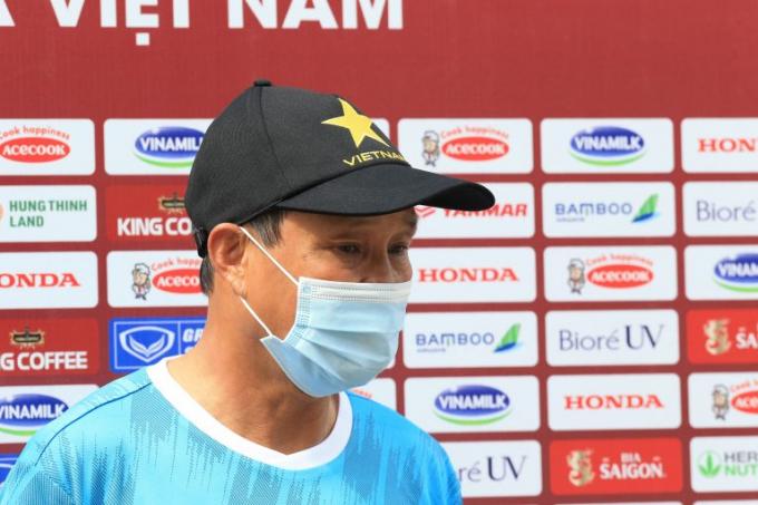 HLV của ĐTQG Việt Nam nói về mục tiêu World Cup