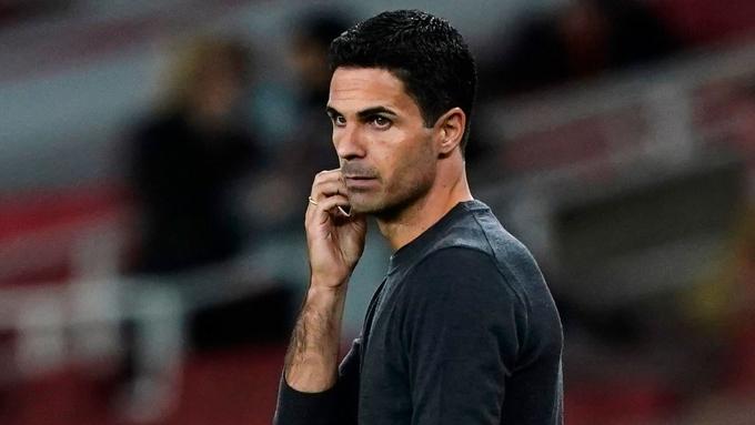 Arteta thất vọng trước các học trò của mình chỉ ra vấn đề ở Arsenal