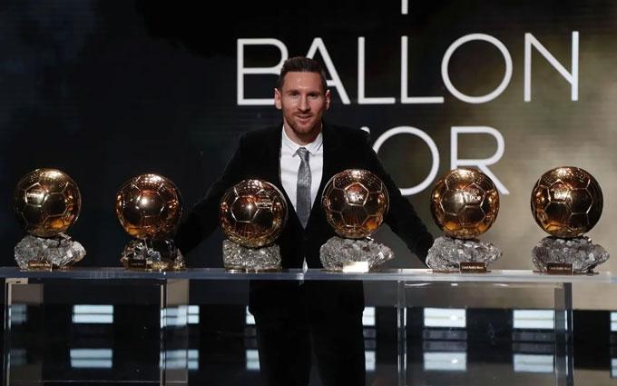HLV Koeman: Messi là ứng cử viên hàng đầu cho Quả bóng Vàng 2021