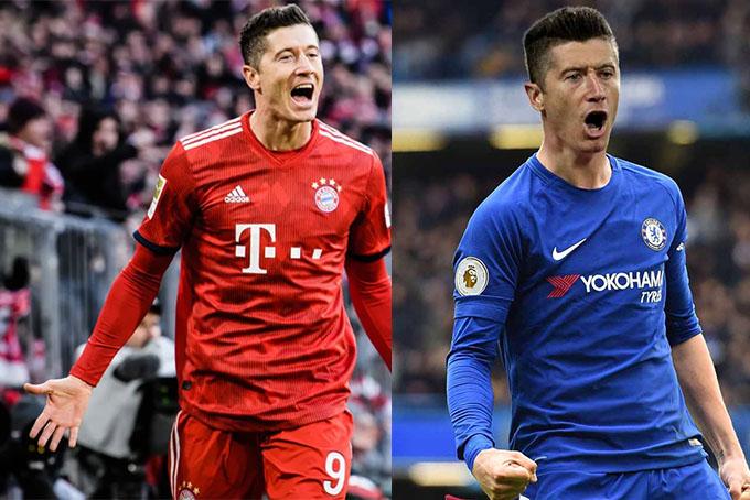 Khó trong thương vụ Haaland, Chelsea chuyển hướng sang siêu tiền đạo Lewandowski