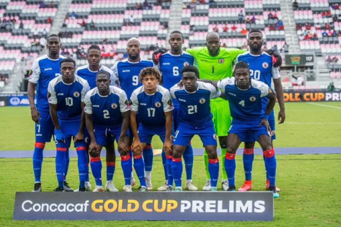 Kết quả Martinique vs Haiti | Gold Cup 2021 | 4h ngày 19/7/2021