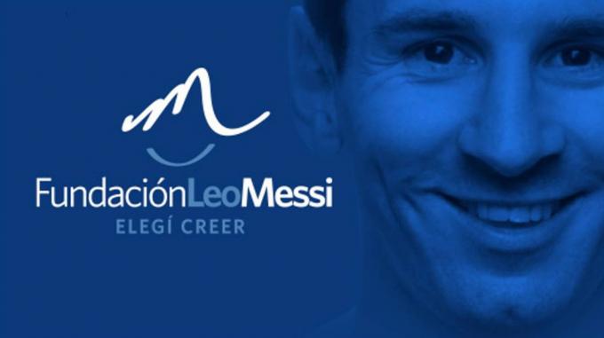 Messi dính nghi vấn dùng quỹ từ thiện để rửa tiền