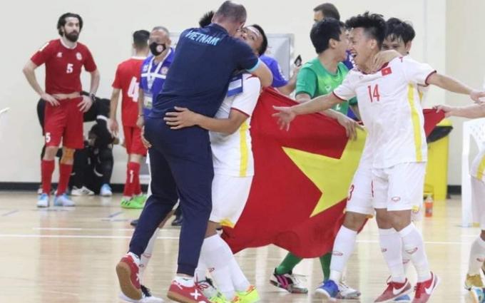 NÓNG! ĐT futsal Việt Nam chốt danh sách tham dự World Cup 2021