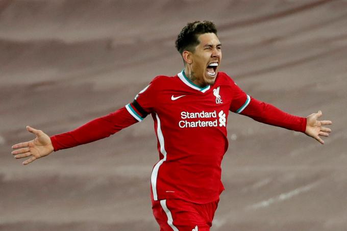Đội hình Liverpool ngoại hạng Anh mùa giải 2021-2022