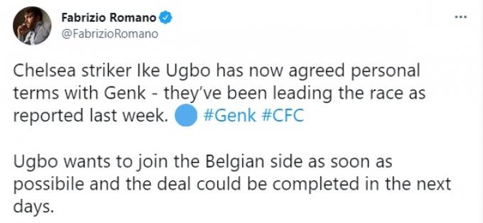 Sau Giroud, thêm 1 tiền đạo sẽ nói lời chia tay với Chelsea