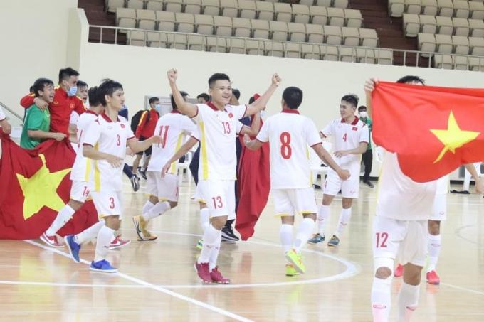 Đã có kết quả xét nghiệm Covid-19 của ĐT futsal Việt Nam