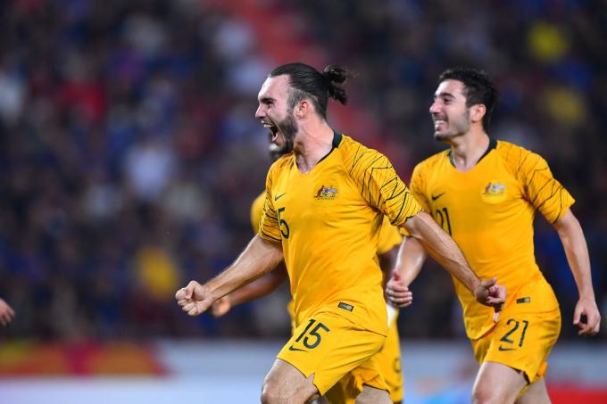 Thần rùa tiên tri dự đoán U23 Australia vs U23 Tây Ban Nha   Olympic Tokyo 2021   17h30 ngày 25/7/2021