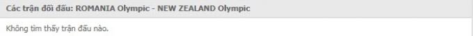 Thần rùa tiên tri dự đoán U23 Romania vs U23 New Zealand   Olympic Tokyo 2021   15h30 ngày 28/7/2021